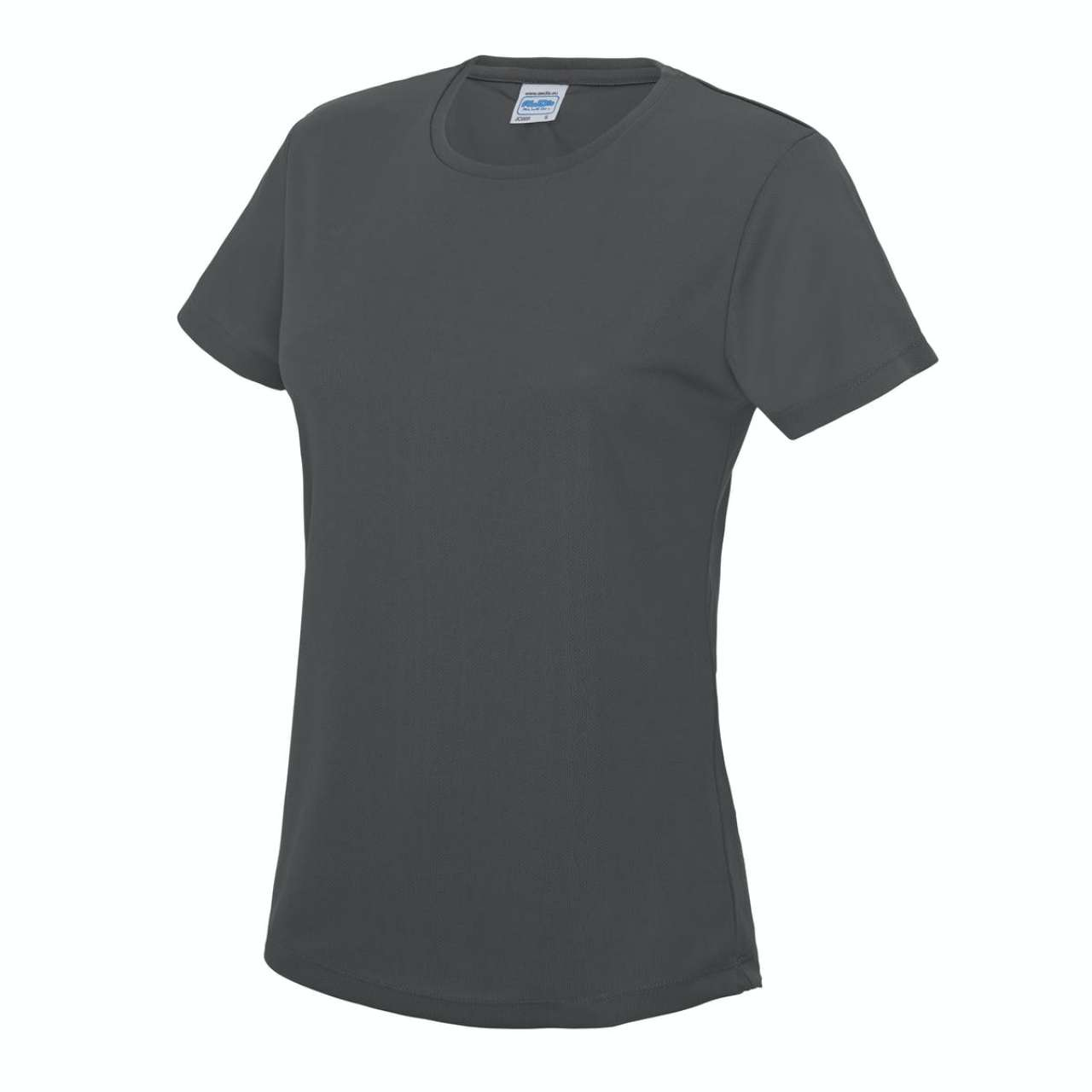 Levně Dámské sportovní Anti-UV Just Cool Velikost: XL, Barva: dřevěné uhlí šedé