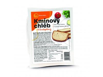 3D model Kminovy chleb
