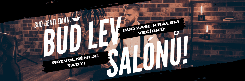 Buď gentleman, buď Lev Salónů
