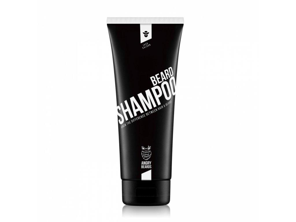 Angry Beards šampon na vousy 250 ml