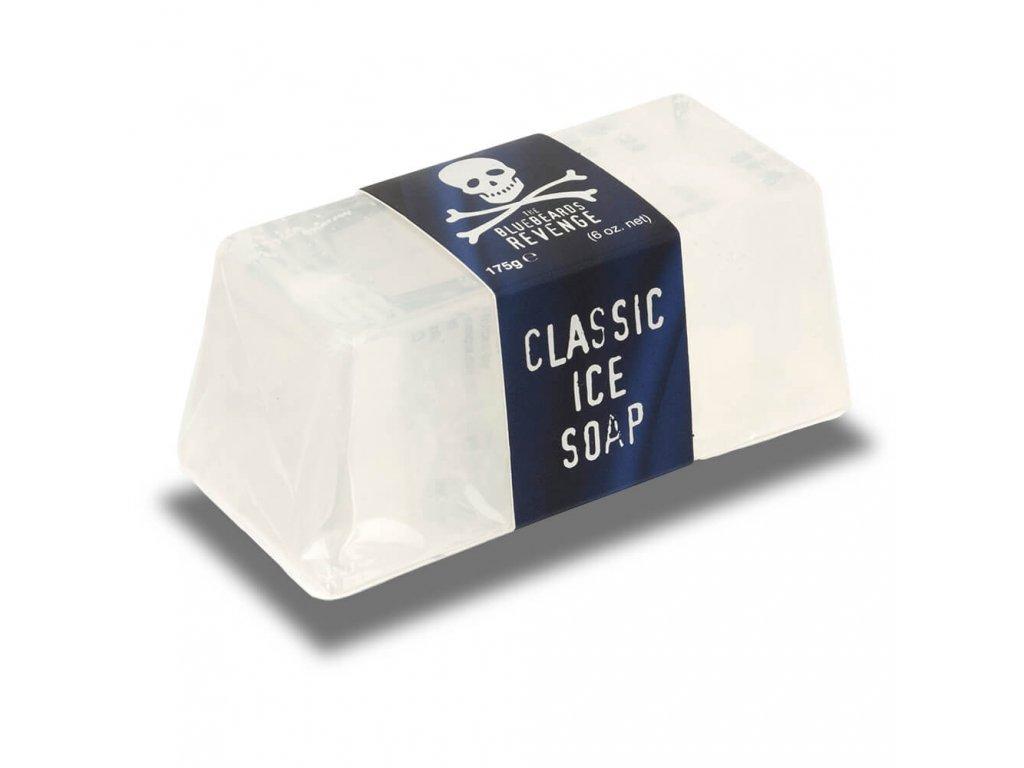 Bluebeards Revenge Classic Ice mýdlo pro pravé chlapy 175 g