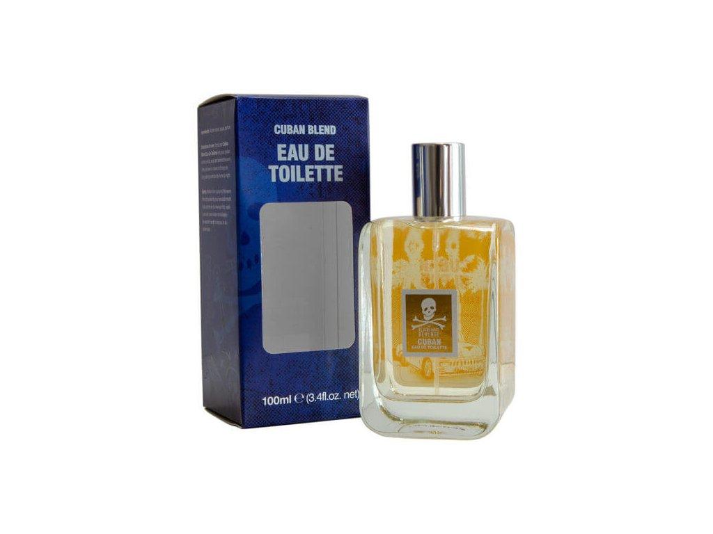 Bluebeards Revenge Cuban Blend toaletní voda 100 ml