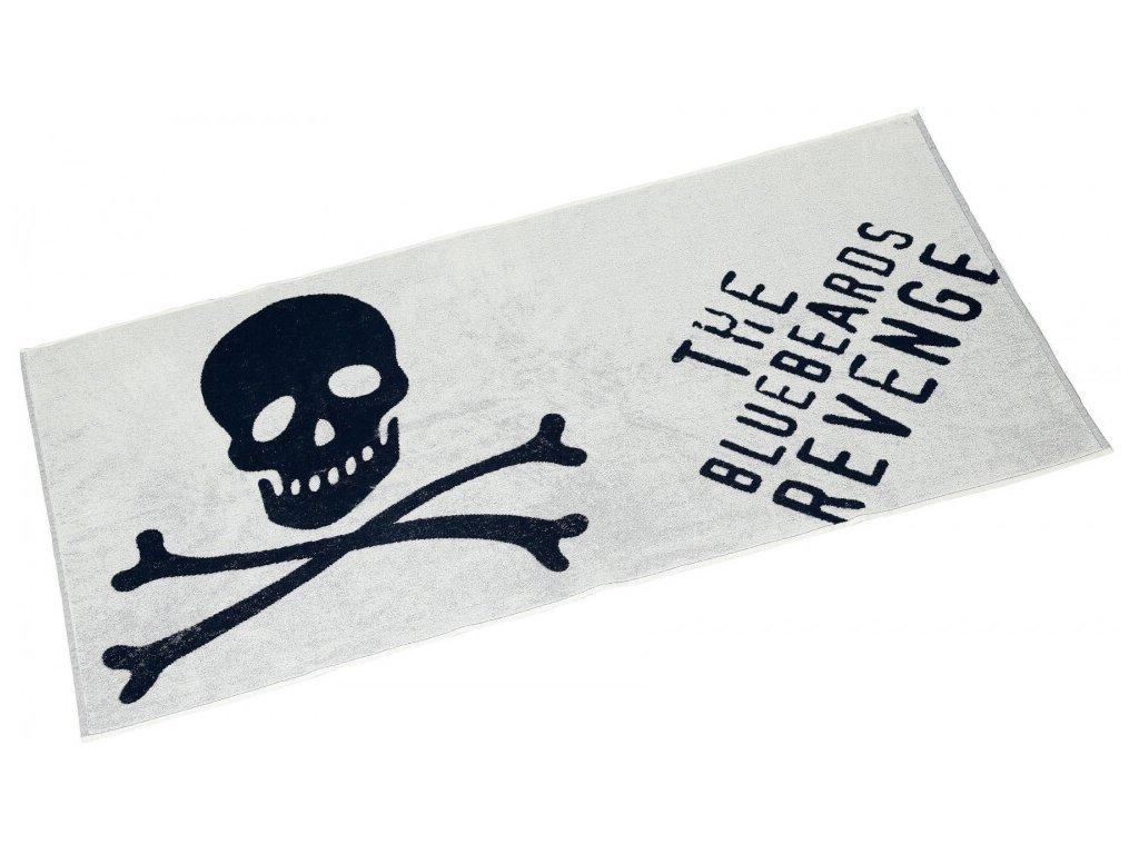 Bluebeards Revenge ručník na holení