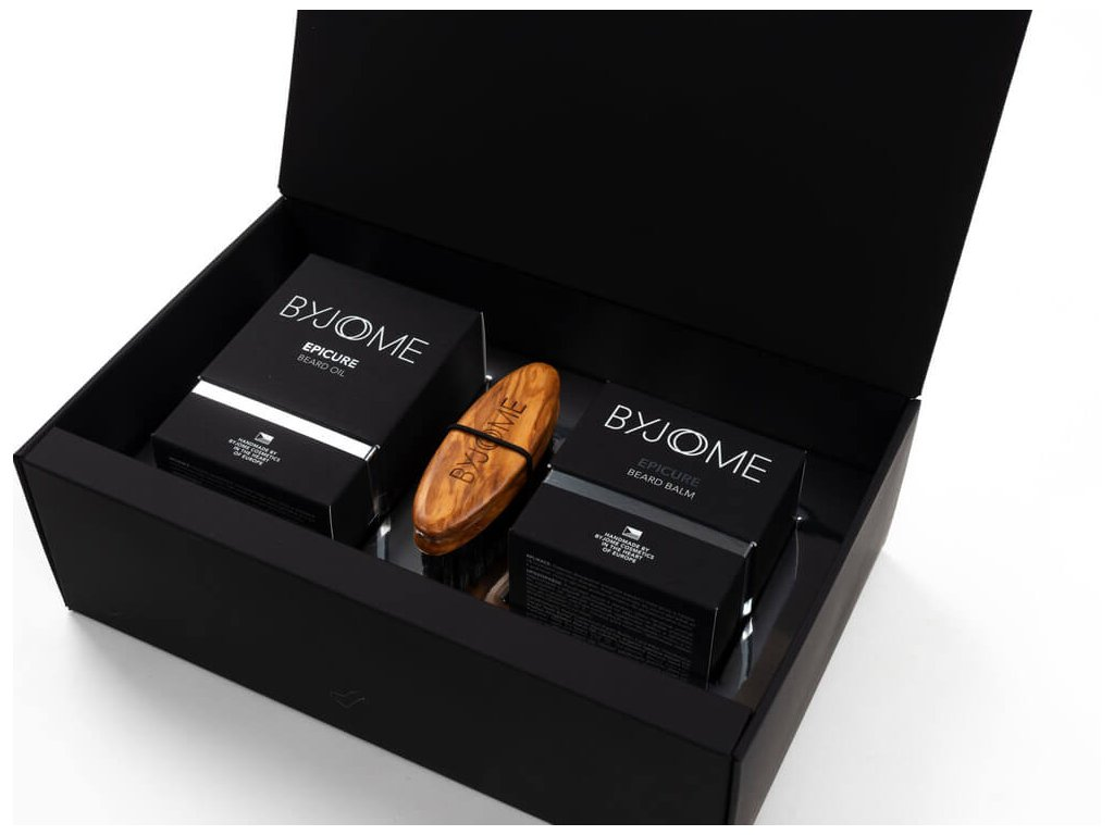Byjome Epicure dárková sada pro vousáče