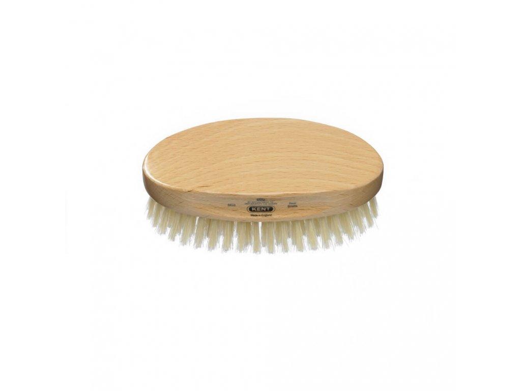 Kent bukový kartáč na vlasy MG3