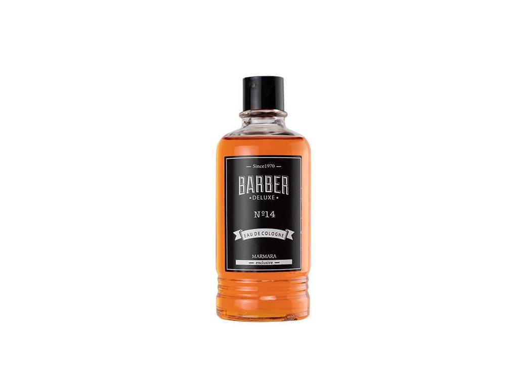 Marmara Barber Deluxe No. 14 kolínská voda 400 ml