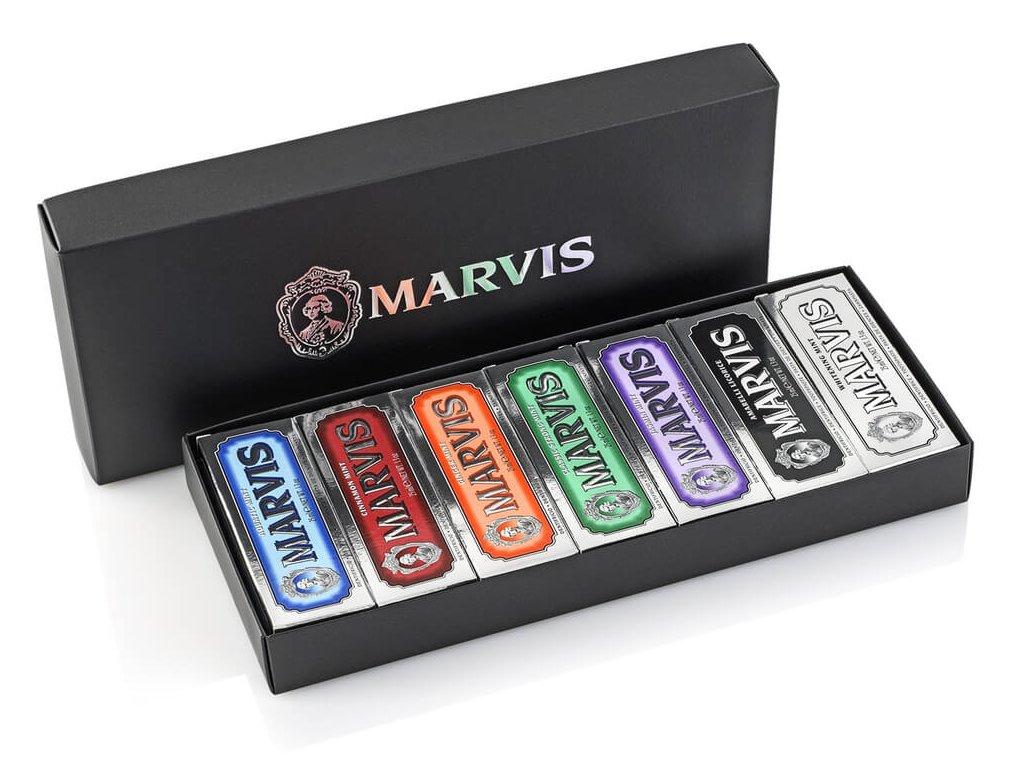 Marvis dárkové balení 7 x 25 ml