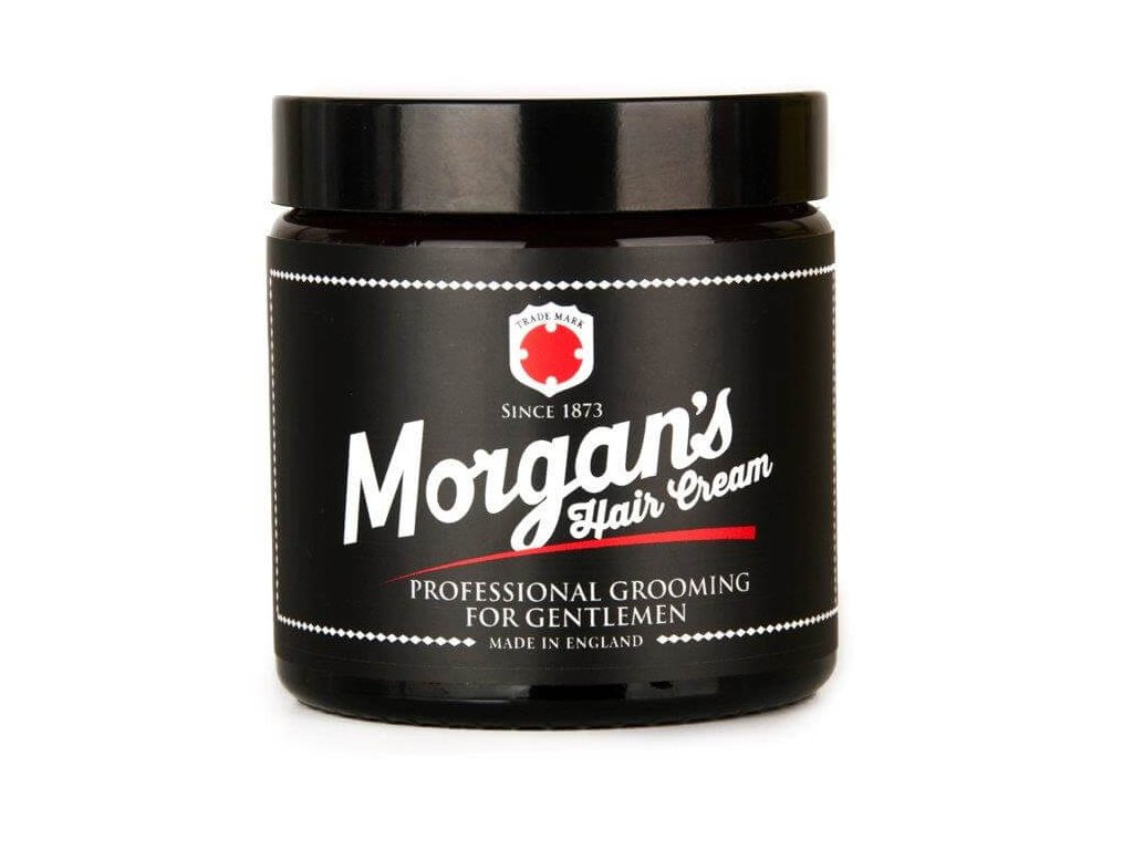 Morgans Gentlemens vlasový krém 120 ml