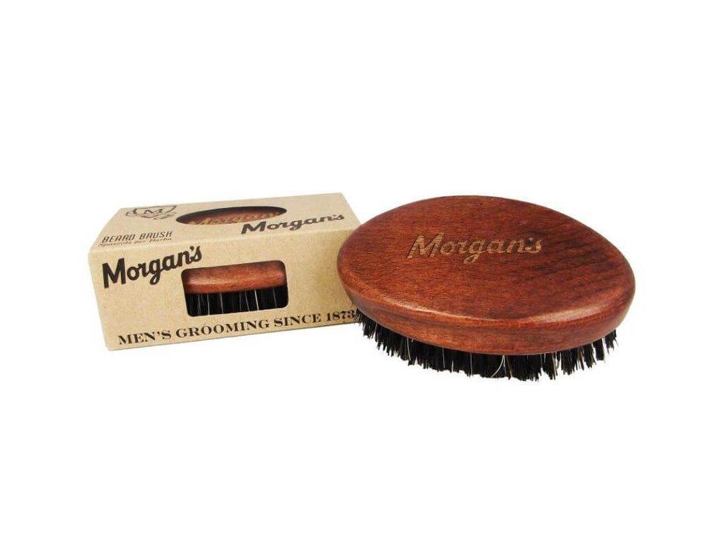 Morgans kartáč na vousy