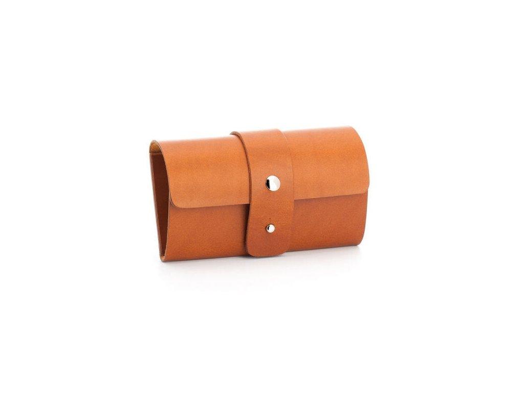 Mühle malá cestovní kožená taška