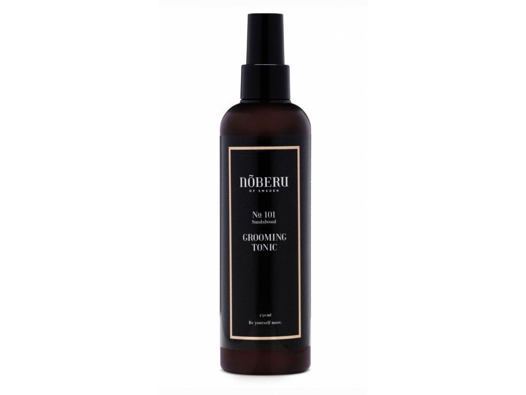 Noberu Sandalwood Grooming tonikum na vlasy 250 ml