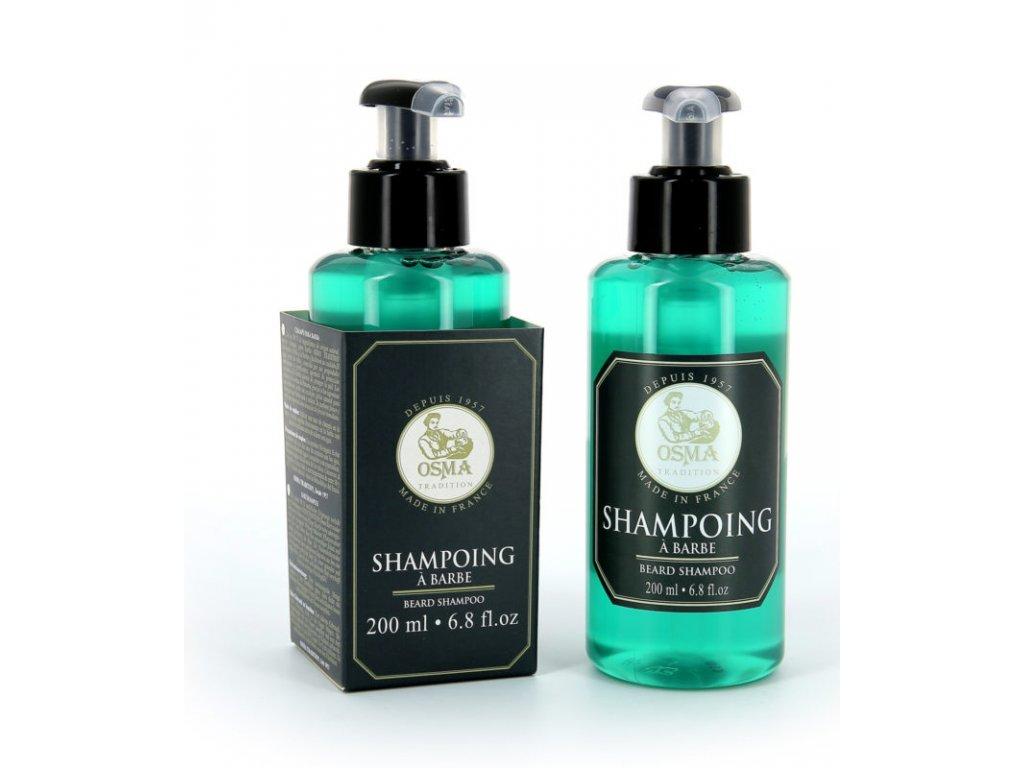 Osma šampon na vousy 200 ml