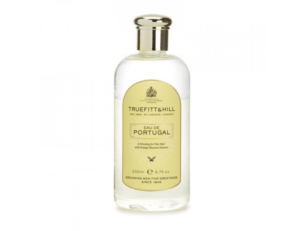 Truefitt and Hill Eau De Portugal, tonikum na vlasy 200 ml