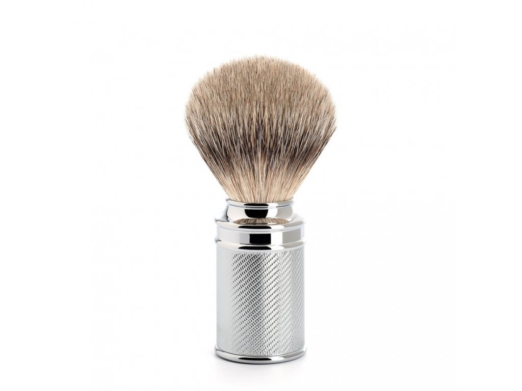 Mühle Traditional Metal Silvertip Badger