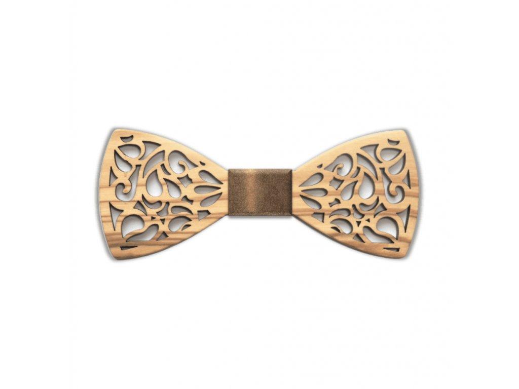 Dřevěný motýlek Bill vyřezávaný