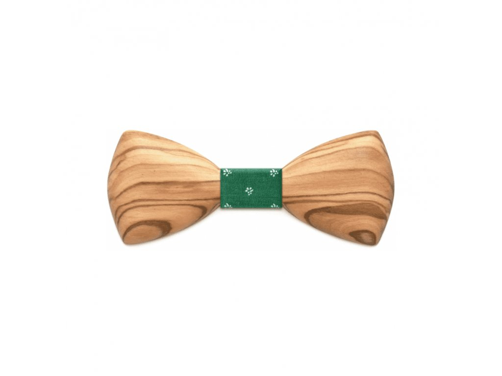 Dřevěný motýlek Jules 3D