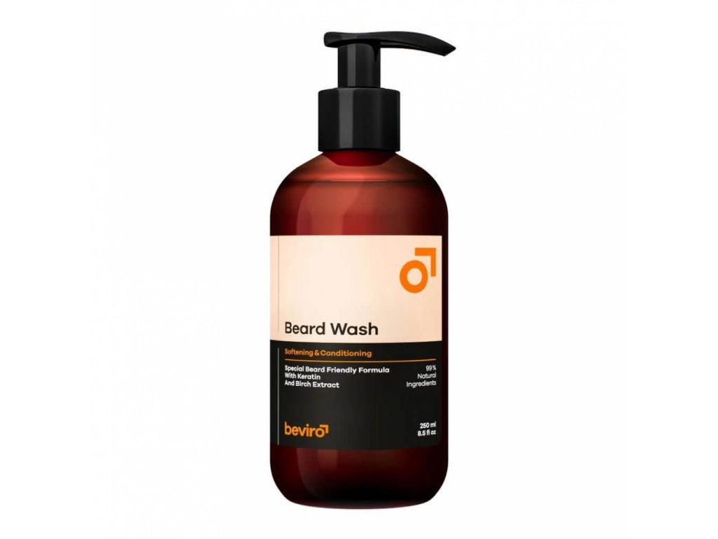 Beviro šampon na vousy 250 ml