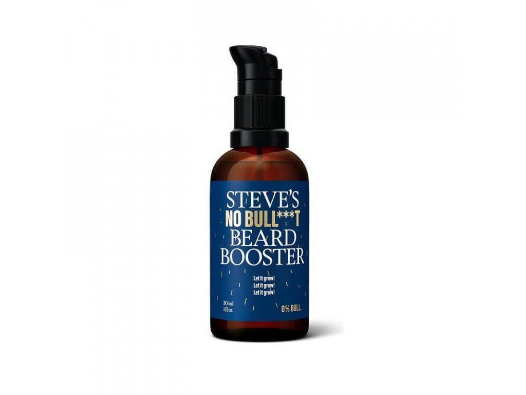 Steve´s Beard Booster, přípravek pro růst vousů 30 ml