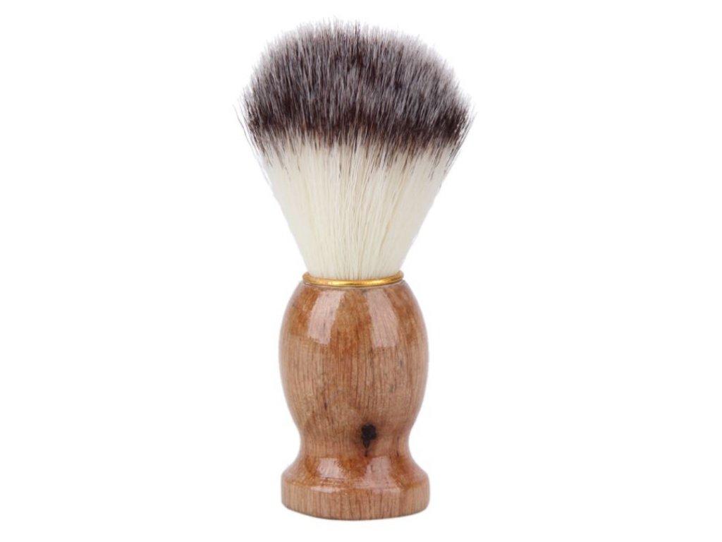 štětka na holení z jezevčích štětin silver tip