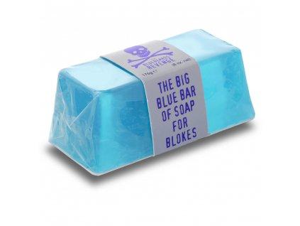 Bluebeards Revenge Big Blue Bar mýdlo pro pravé chlapy 175g