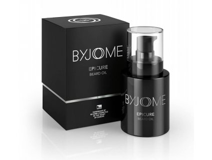 Byjome Epicure olej na vousy 30 ml