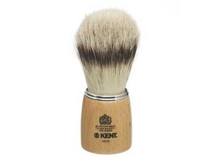 Kent Wooden Pure Bristle