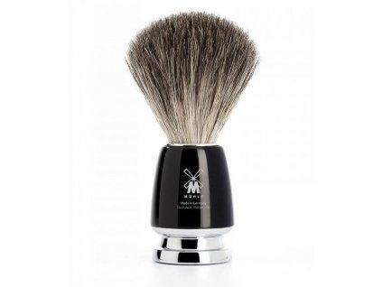 Mühle Rytmo Black Pure Badger