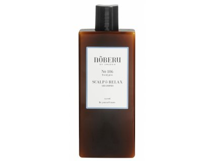 Noberu Scalp & Relax Hair Eucalyptus šampon 250 ml