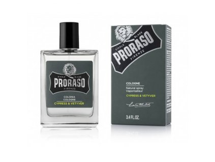 Proraso Cypress and Vetyver kolínská 100 ml