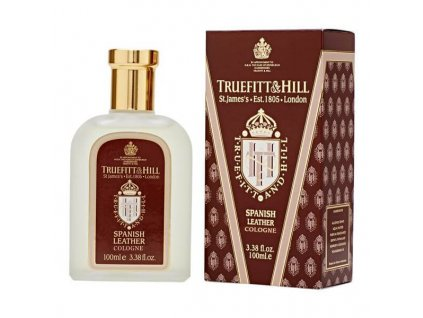 Truefitt and Hill Spanish Leather kolínská voda 100 ml