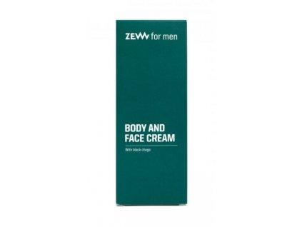 Zew for men krém na tělo a obličej 80 ml