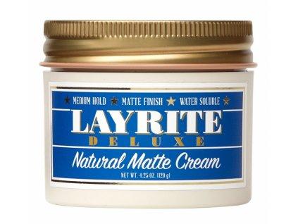 Layrite Natural Matte krém na vlasy 113 g