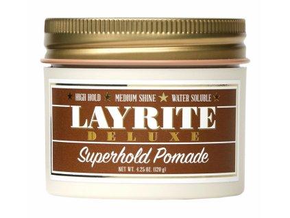 Layrite Superhold pomáda na vlasy 113 g