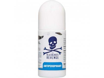 Bluebeards Revenge plnitelný roll-on antiperspirant 50 ml