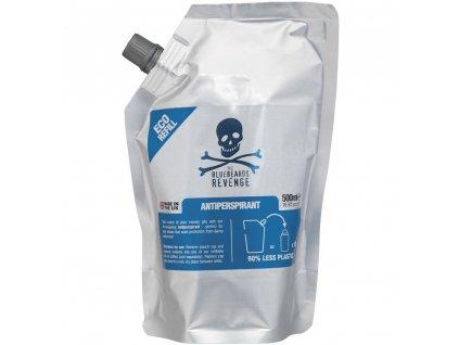 Bluebeards Revenge náplň do antiperspirantu 500 ml