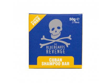 Bluebeards Revenge Cuban mýdlo na vlasy 50 g
