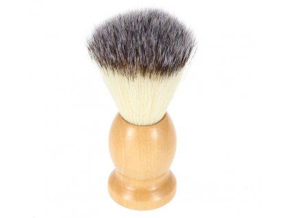 štětka na holení silver tip jezevčí štětiny