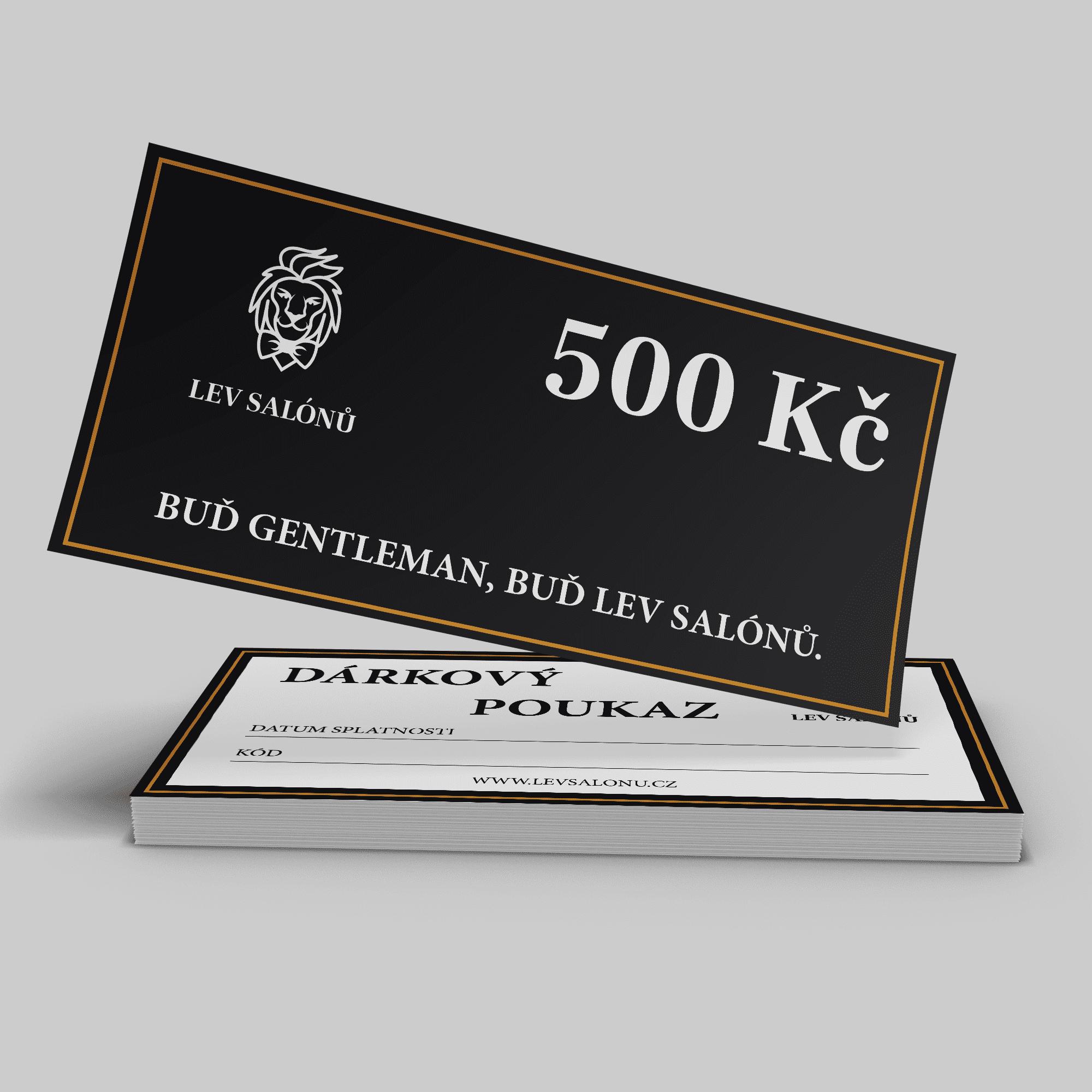 Darkovy poukaz 1500 kc  402839eb11