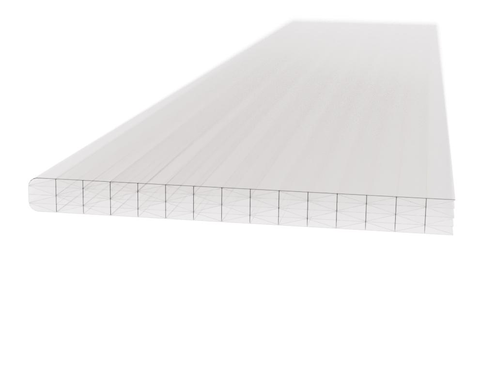 Komůrkové desky s tloušťkou 25 mm