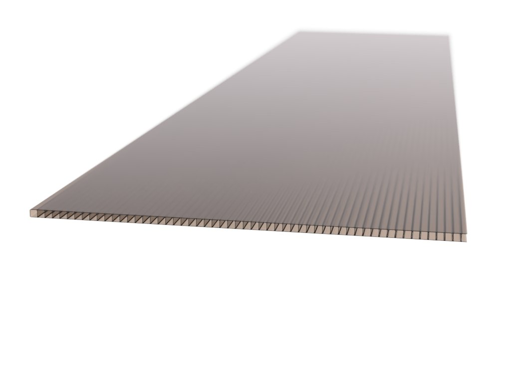 Dutinkové polykarbonátové desky s tloušťkou 6 mm