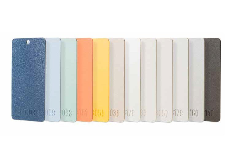 Obkladové desky dle barvy
