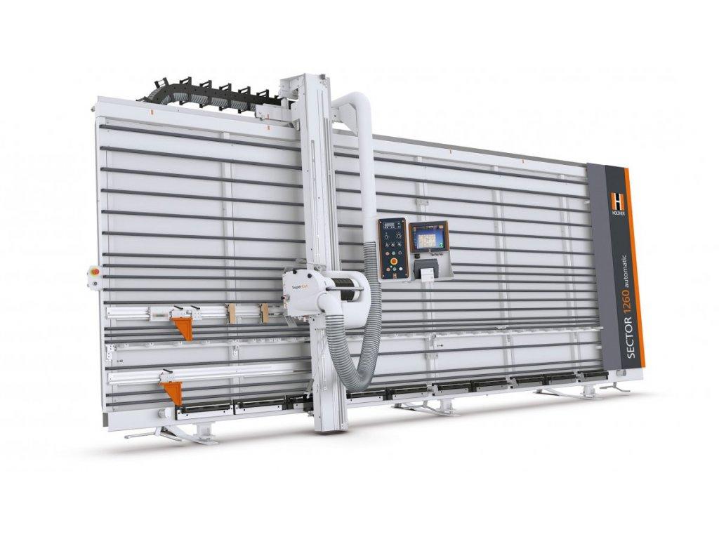HOLZHER Cut 1260 Automatic Panelova pila 0606201710535857682