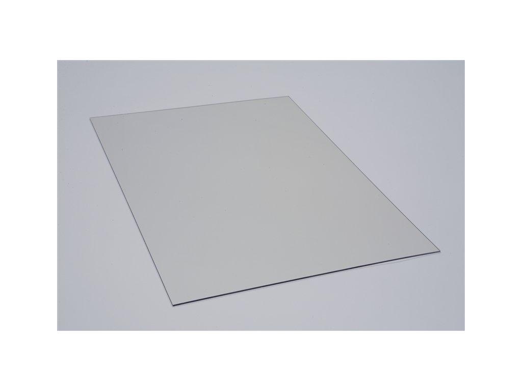Plexisklo PMMA extrudované  2 mm čirá (Délka 1015, Šířka 1025)