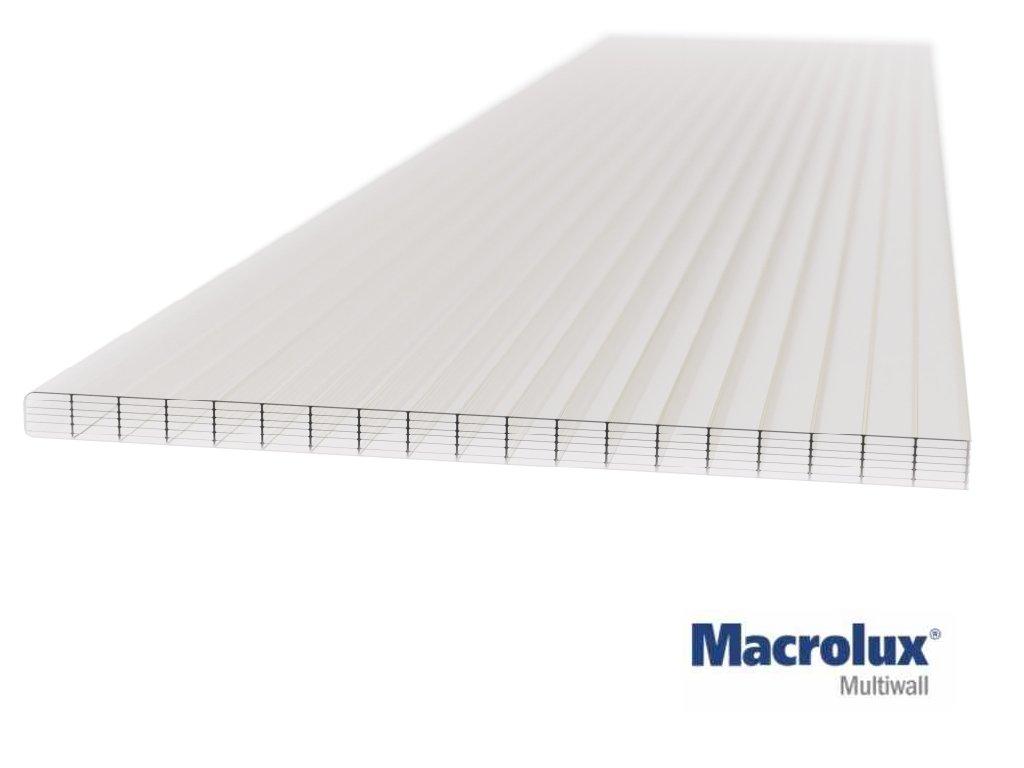 Macrolux 7W komorová 16 mm čirá W