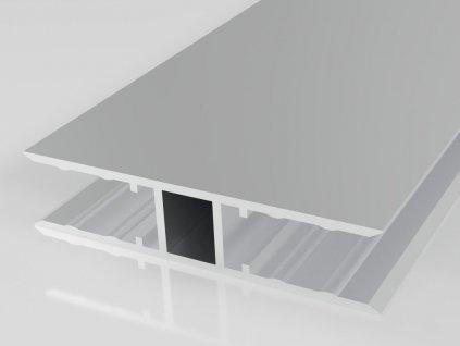 Hliníkový spojovací profil H16 (Délka 1000)