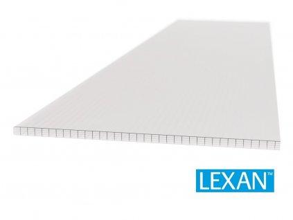 Polykarbonátová deska LEXAN komorová 10 mm čirá 2 UV