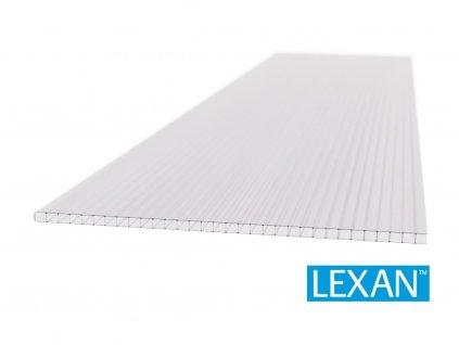 Polykarbonátová deska LEXAN komorová 8mm čirá 2UV