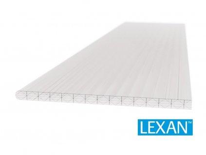 Polykarbonátová deska komorová LEXAN 16 mm čirá 2UV