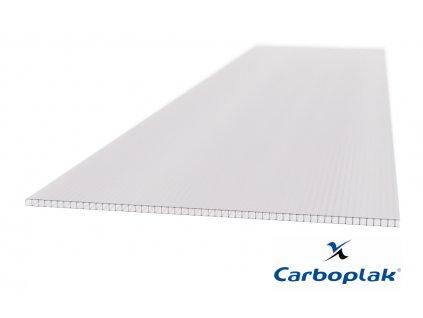 Polykarbonátová deska Carboplak komorová 6 mm čirá (Délka 1000, Šířka 1050)