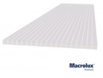 Macrolux 7W komorová 16 mm opál W